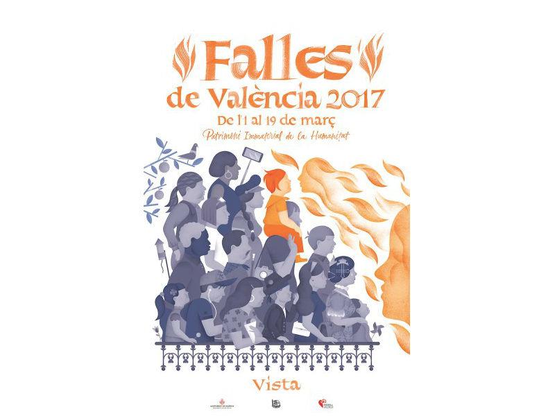 Restaurante Marisquería Islas Canarias: Valencia en Fallas