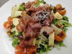 restaurante-marisqueria-valencia-islas-canarias-puerto-ciudad-artes-ciencias-ensalada-bacon