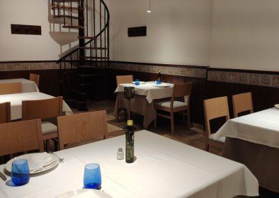 Restaurante Marisquería Islas Canarias en Valencia (salón privado)