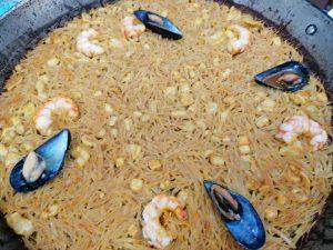 restaurante-marisqueria-valencia-islas-canarias-puerto-ocenaografic-fideua
